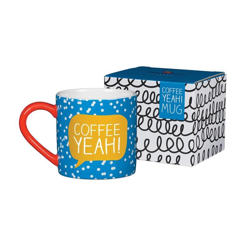 Idée cadeau Noël 2015 : un mug café original