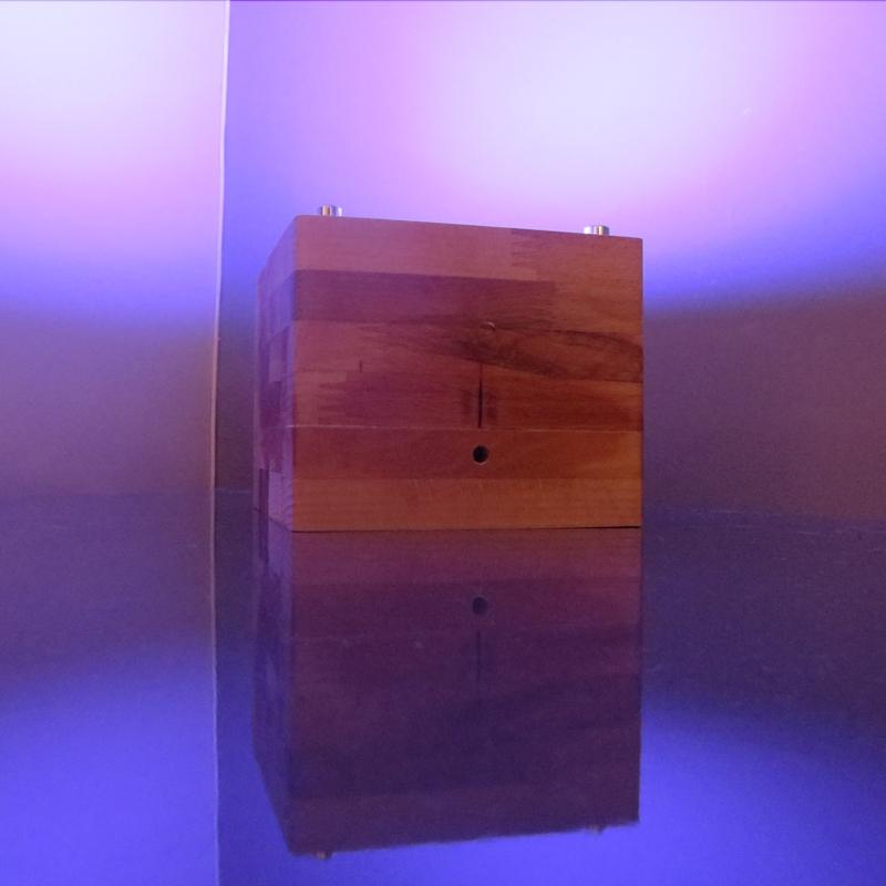 lampe d 39 ambiance led overion france. Black Bedroom Furniture Sets. Home Design Ideas