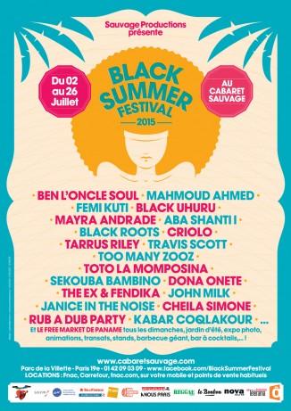Black Summer Festival 2015