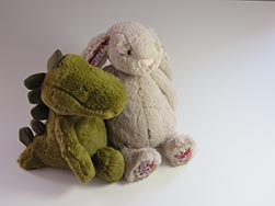 Shotting Jellycat copyright Bonjour Bibiche