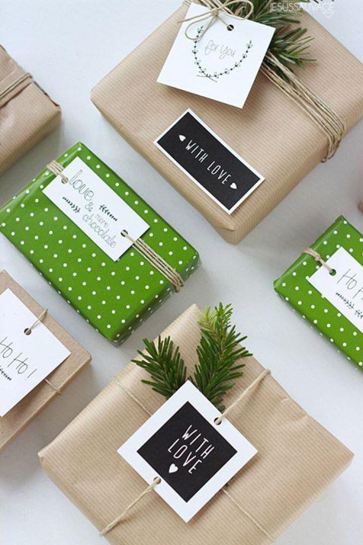 Emballage Cadeau Un Paquet D 39 Id Es Qui Vont Vous Emballer