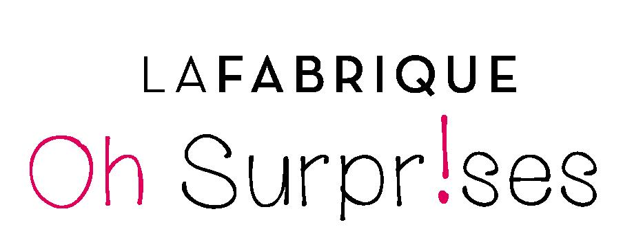 Logo La fabriques Oh surprises