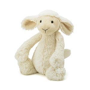 Peluche mouton en vente chez Bonjour Bibiche :)