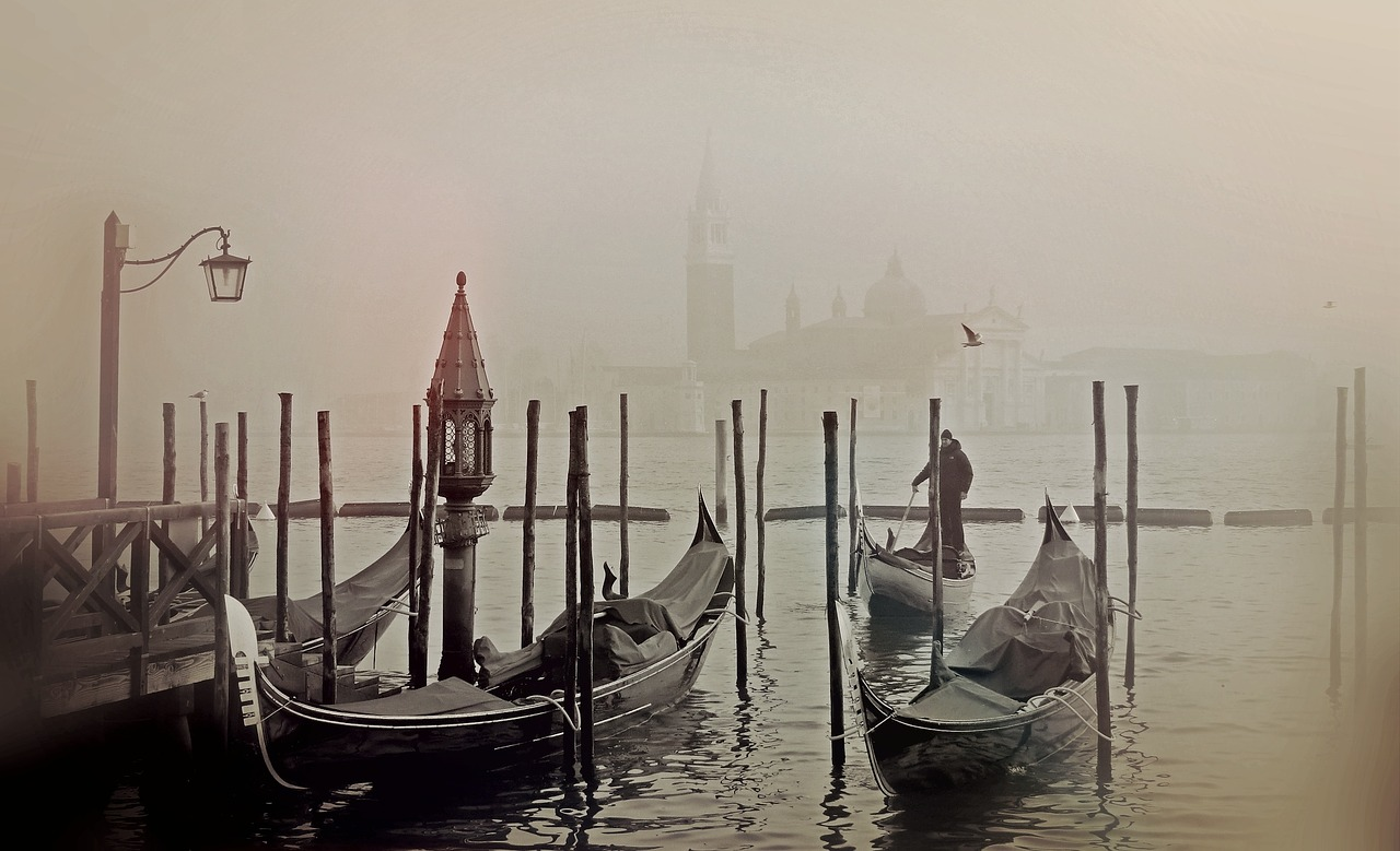 Cadeau Saint Valentin : un voyage à Venise