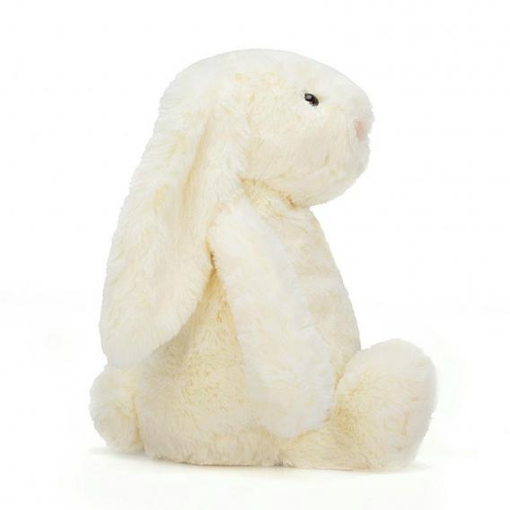Bashful Cream Bunny @bonjourbibiche