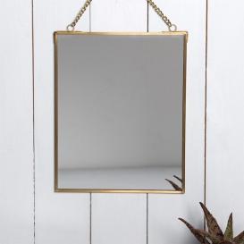 Miroir avec chainette @bonjourbibiche