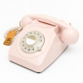 TELEPHONE RETRO ROSE @bonjourbibiche
