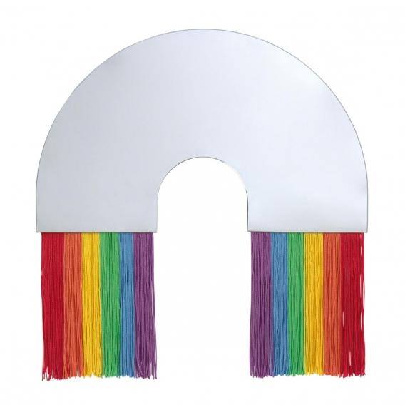 Rainbow Mirror @bonjourbibiche