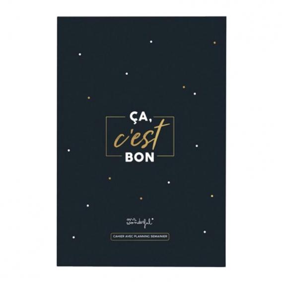 Carnet Semainier @bonjourbibiche