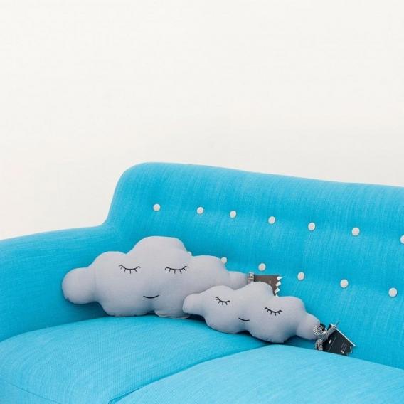 Coussin en forme de nuage @bonjourbibiche