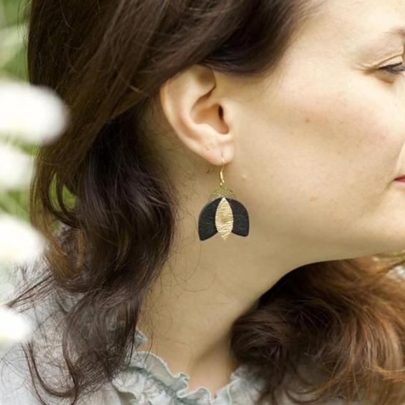 Boucles d'oreilles de créateur @bonjourbibiche