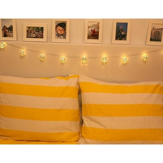 Guirlande lumineuse pour chambre @bonjourbibiche