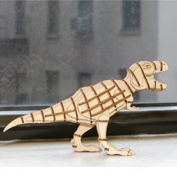 3D Puzzle T Rex @bonjourbibiche