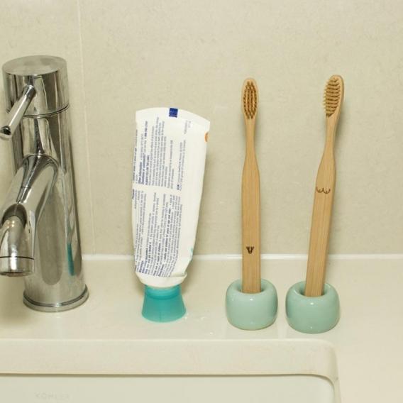 Nudie Bamboo Toothbrush @bonjourbibiche