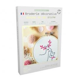 Kit Broderie tambour @bonjourbibiche