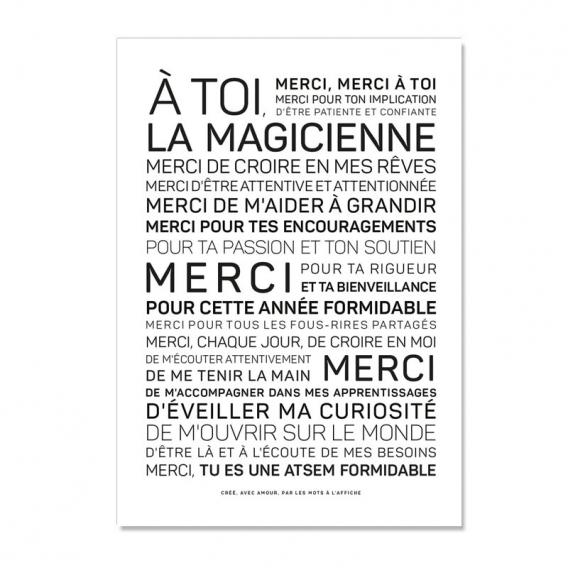 Carte Merci Atsem @bonjourbibiche