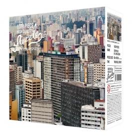 Puzzle Sao Paulo @bonjourbibiche