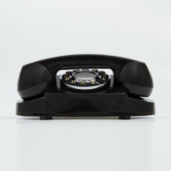 TELEPHONE VINTAGE NOIR @bonjourbibiche