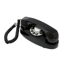 TELEPHONE NOIR VINTAGE @bonjourbibiche