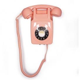 Téléphone vintage mural @bonjourbibiche
