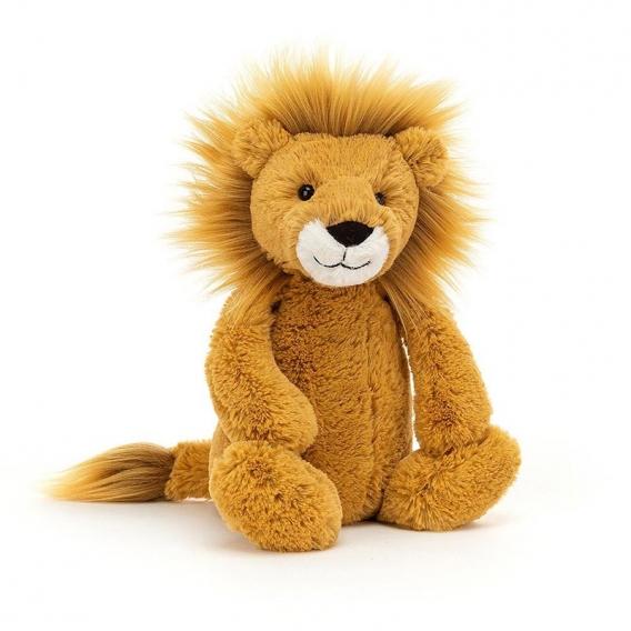 Peluche Lion Jellycat @bonjourbibiche