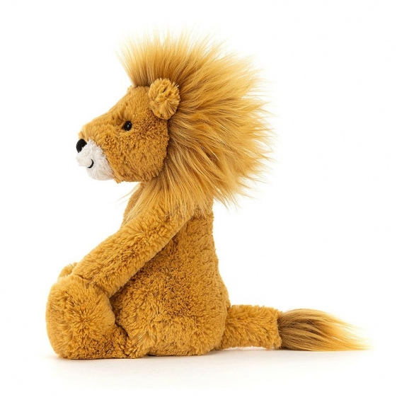 Bashful Lion @bonjourbibiche