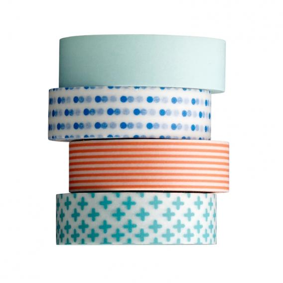 Masking tape bleu @bonjourbibiche