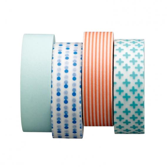 Scotch coloré Masking tape @bonjourbibiche
