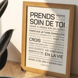 Carte à message @bonjourbibiche