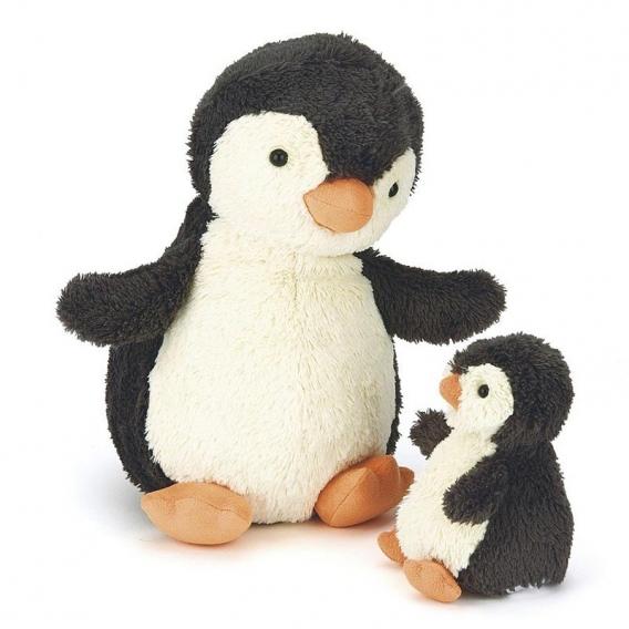 Peluche Pingouin Jellycat @bonjourbibiche