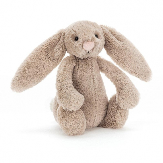 Bashful Beige Bunny Small @bonjourbibiche