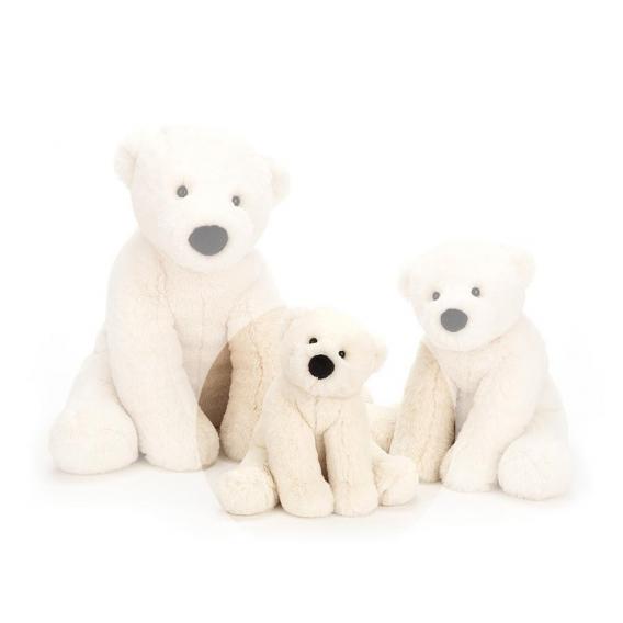 Perry Polar Bear @bonjourbibiche