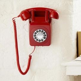 Téléphone filaire mural @bonjourbibiche