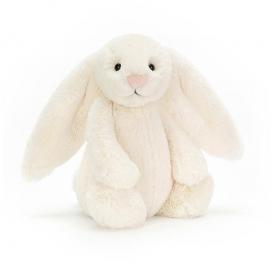 Bashful Cream Bunny Medium @bonjourbibiche