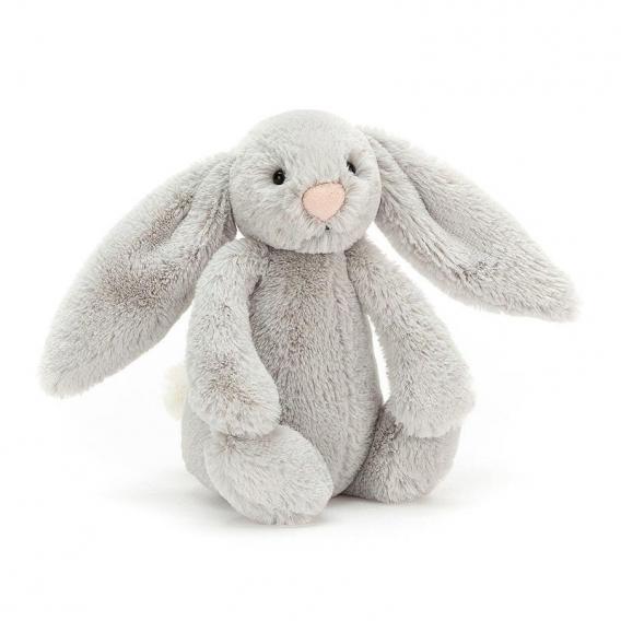 Bashful Silver Bunny @bonjourbibiche