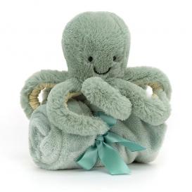 Doudou Octopus @bonjourbibiche
