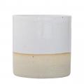 Tasse en céramique bicolore