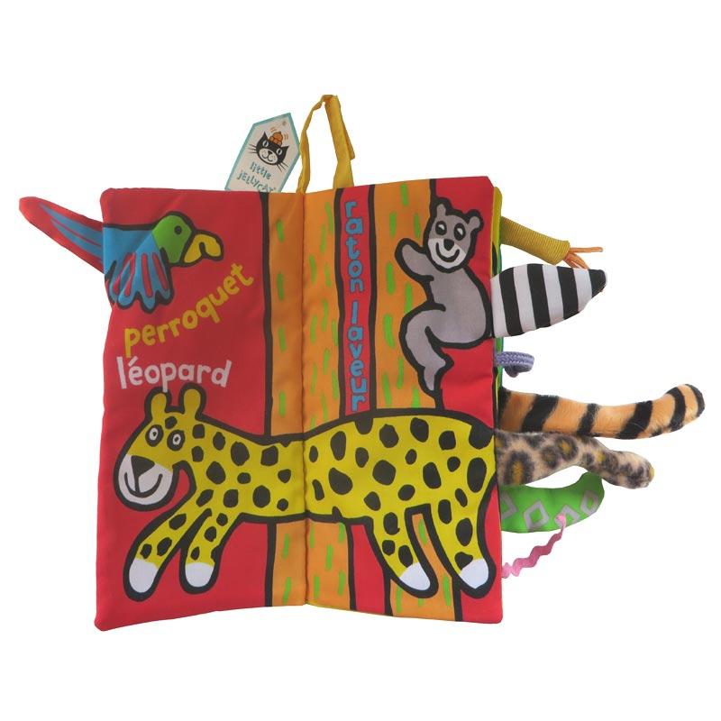 Coucou Jungle Livre Jellycat