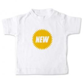 Tee shirt bébé @bonjourbibiche