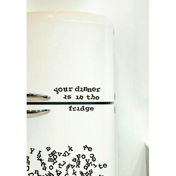 Customiser un frigo blanc @bonjourbibiche