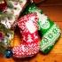 Chaussette de Noël @bonjourbibiche