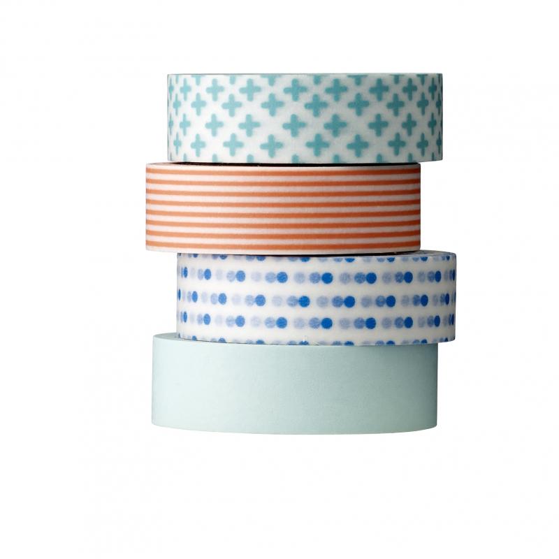 Masking tape bloomingville - Rouleau papier adhesif decoratif ...