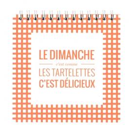Petit calepin @bonjourbibiche