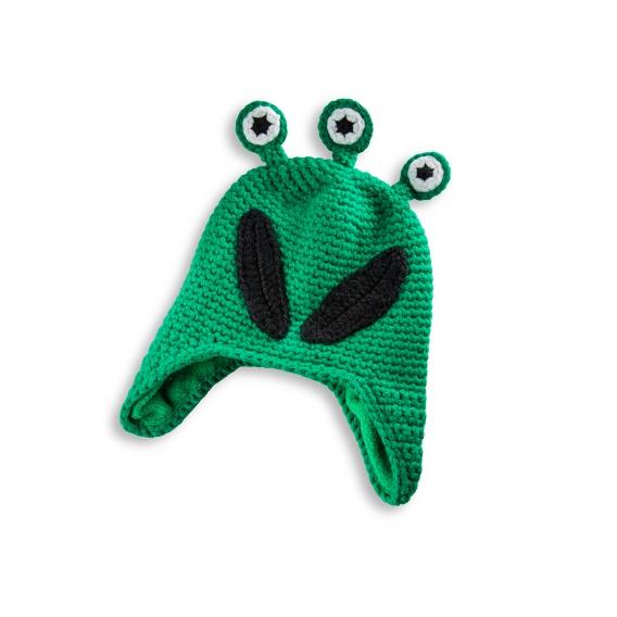 Bonnet alien @bonjourbibiche