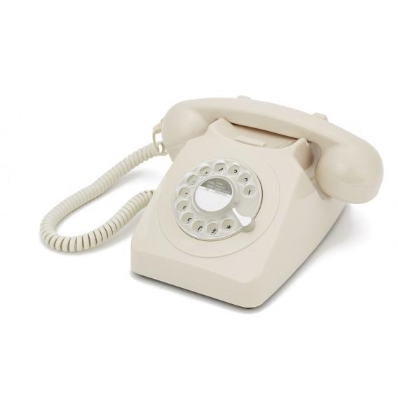 Téléphone cadran rotatif @bonjourbibiche