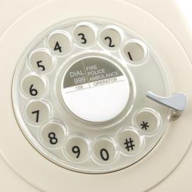 Telephone à cadran rotatif @bonjourbibiche