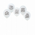 Ballons gonflables mariage
