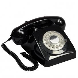 Téléphone avec cadran @bonjourbibiche