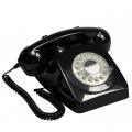Téléphone avec cadran