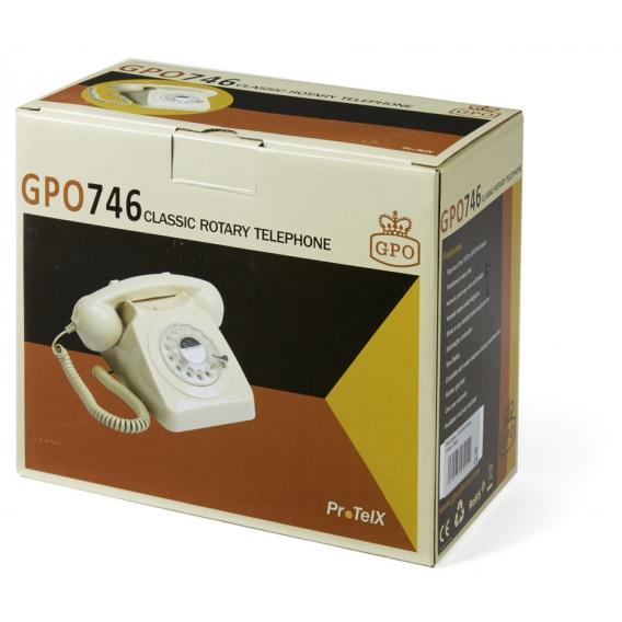 TELEPHONE A CADRAN COMPATIBLE BOX @bonjourbibiche